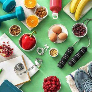 تغذیه بعد از تمرین