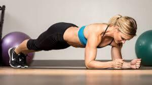 تمرینات عضله سازی شکم
