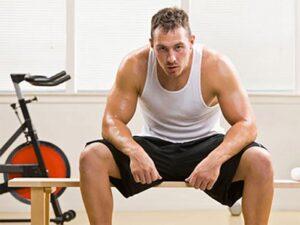 استراحت بین تمرینات ورزشی